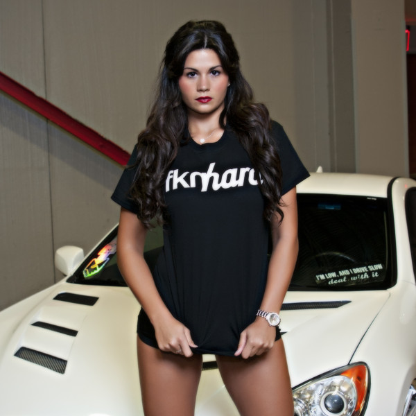 Samantha DiBernardo Fknhard Ladies Shirt