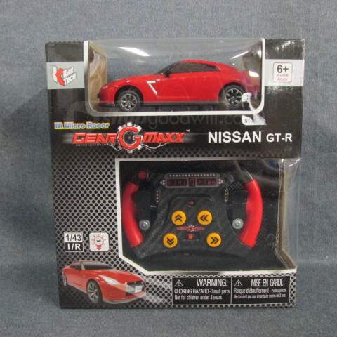 Nissan GT-R Infra-Red Control Car