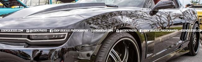 fknhard-cars-and-coffee-black-camaro-car-headlights-eddy-dejesus-photography