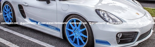 fknhard-cars-and-coffee-white-porsche-blue-rims-car-eddy-dejesus-photography