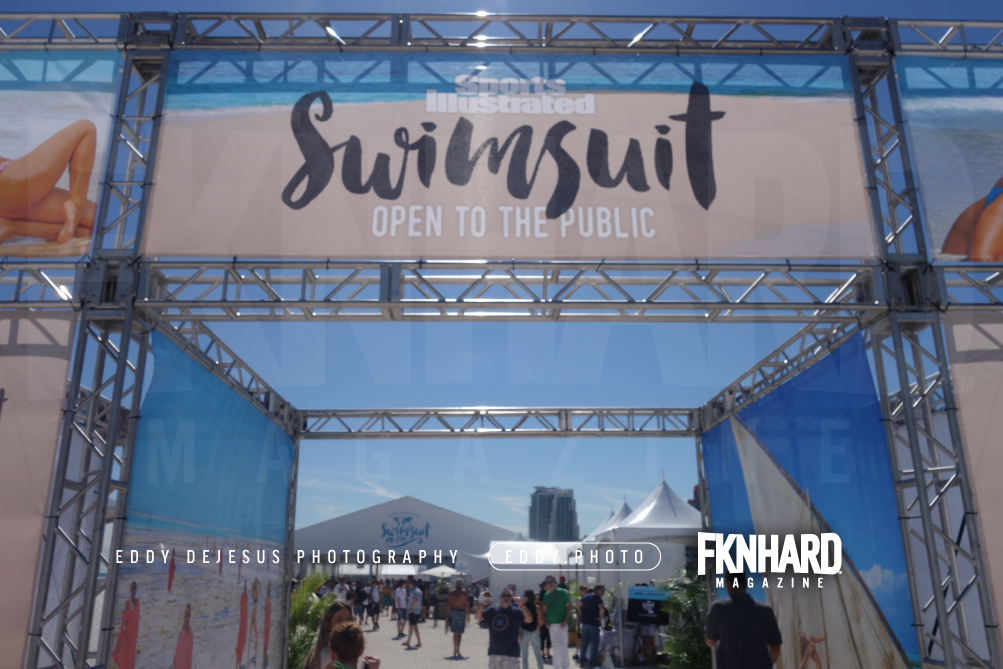 EddyDeJesus-Photography-Fknhard-Magazine-Sports-Illustrated-Swimsuit-Beach-tent-entrance-banners