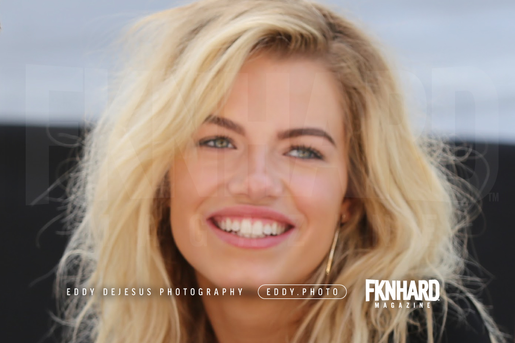 EddyDeJesus-Photography-Fknhard-Magazine-Sports-Illustrated-Swimsuit-hailey-clauson-interview-magazine-signing-happy-smiling