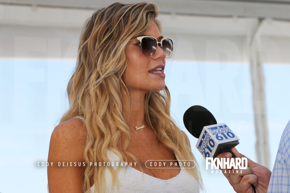 EddyDeJesus-Photography-Fknhard-Magazine-Sports-Illustrated-Swimsuit-interview-channel10-local-10-news-samantha-hoopes-interview-microphone-newsradio-610