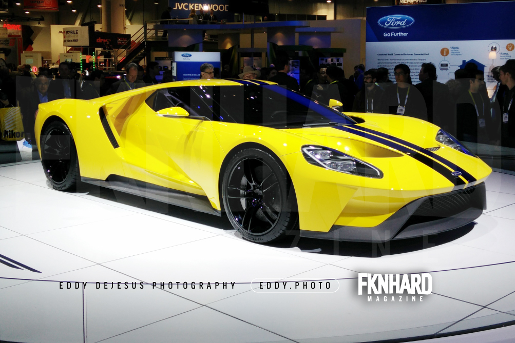 All New Ford GT 2017 - YouTube