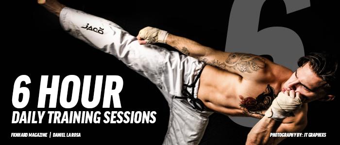 fknhard-magazine-daniel-larosa-pretty-boy-jiujitsu-fight-mma-gladiator-battlefield-3-championship-ufc-kick-juco-6-six-hour-training-sessions