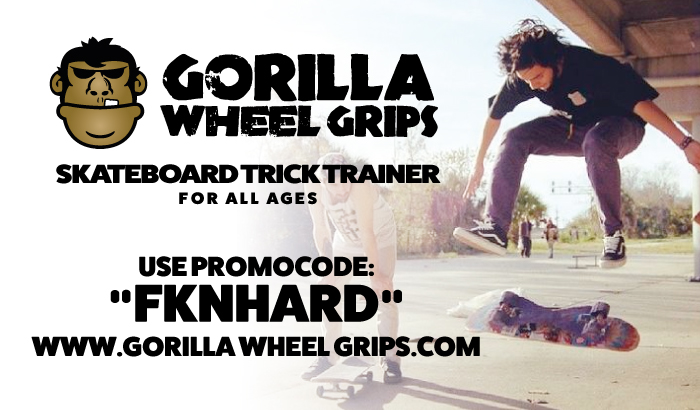 fknhard-magazine-skateboard-gorilla-wheel-grips-skateboard-training-skater-grip-grind-kickflip-bam-margera-tony-hawk-how-to-skateboard-tricks-xgames-use-promocode-fknhard-to-save