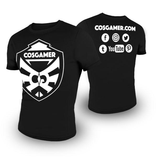 fknhard-magazine-mens-cosgamer-shirt-cosplay-gaming-xbox-ps4-tee-souvenir-cosgamer-shield-facebook-instagram-twitter-tumblr-youtube-pinterest-cosplay-gear-gaming-shirt